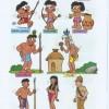 Você Sabia? - Turma da Mônica - Dia do Índio 09