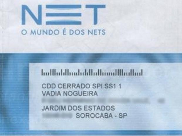 NET usa correspondência para atacar cliente