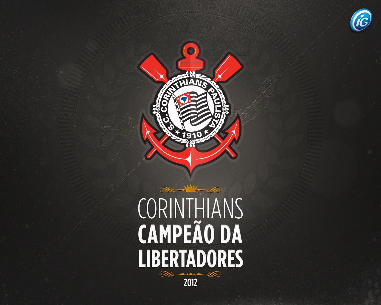 Wallpaper Corinthians Campeão da Libertadores 2012 - 09