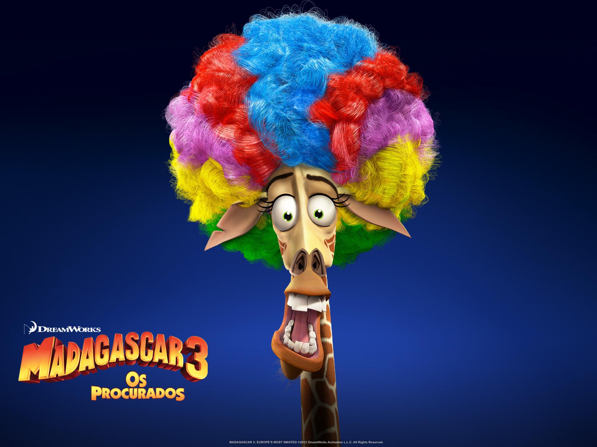 """Wallpapers de """"Madagascar 3: Os Procurados"""" 06"""