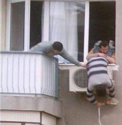 Segurança do Trabalho às avessas 20