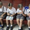 Quadrigêmeos chineses são identificados por números na China