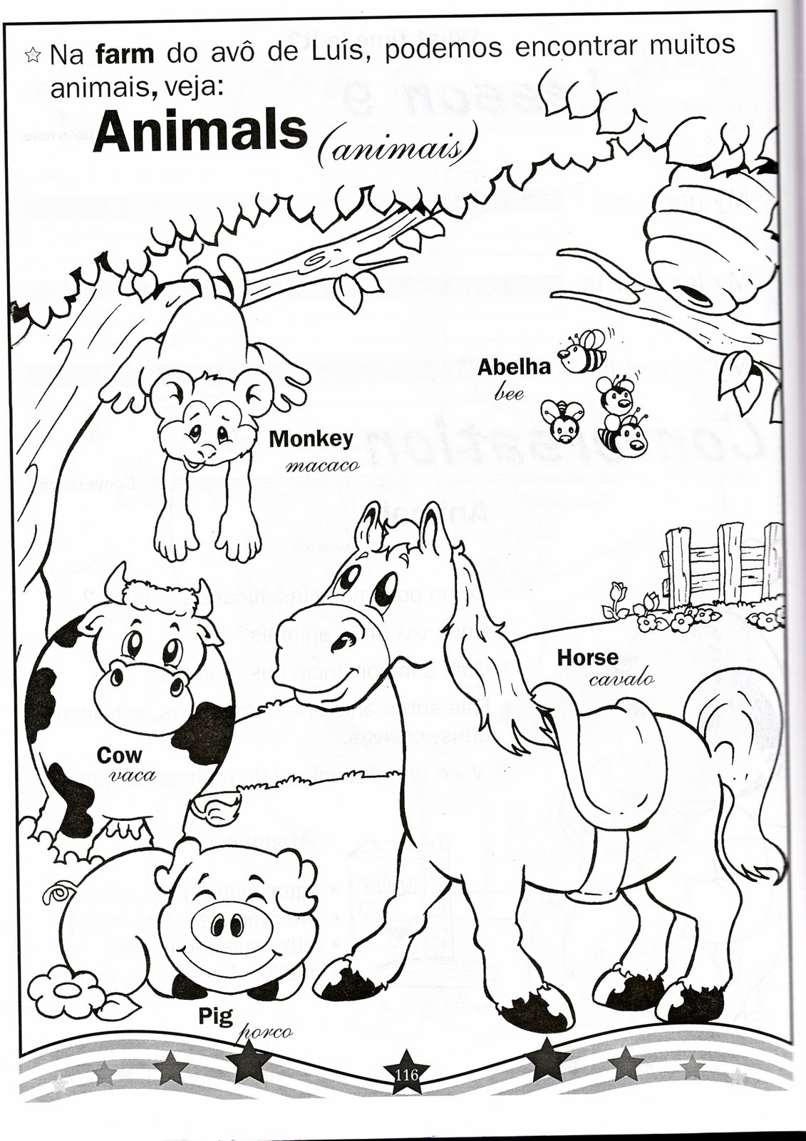 Atividades De Ingles Para Criancas