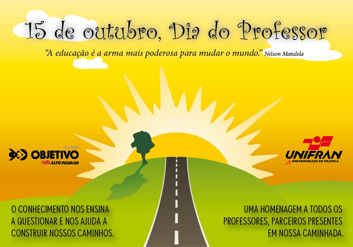 Cartões E Imagens Para O Dia Do Professor