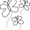 Desenho para colorir borboleta (4)