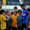 Neymar gravando Carrossel (1)