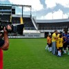 Neymar gravando Carrossel (7)