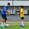 Neymar gravando Carrossel (8)