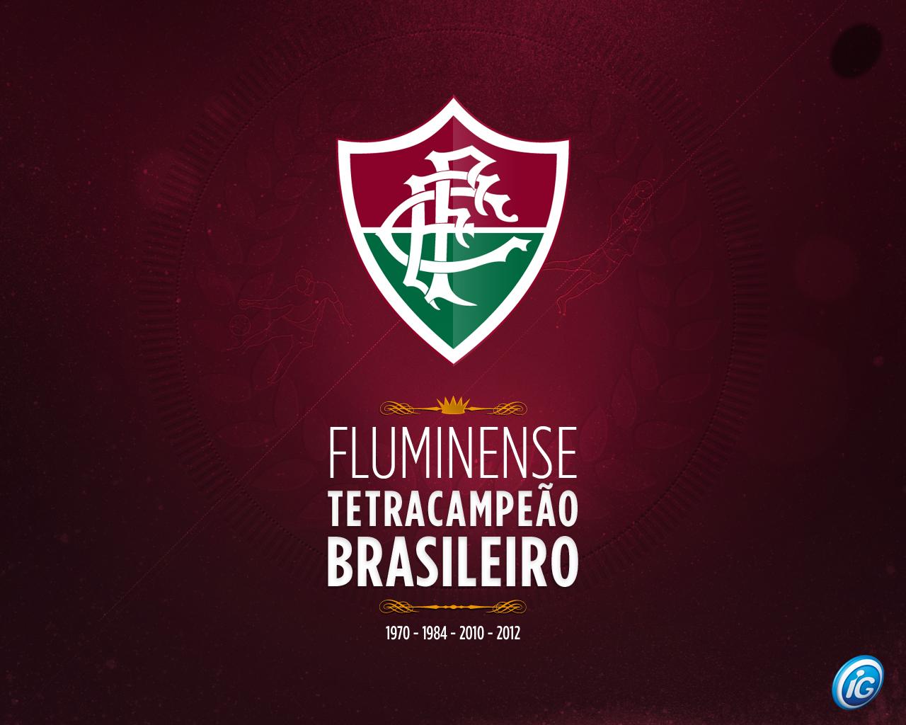 Wallpaper: Fluminense Campeão Brasileiro 2012 (1)