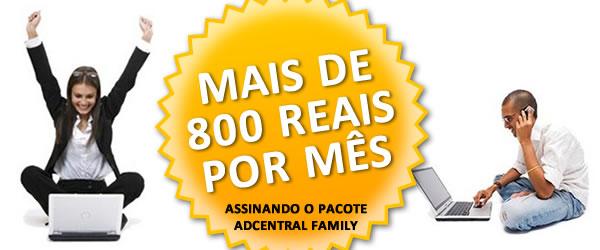 Ganhos Adcentral Family
