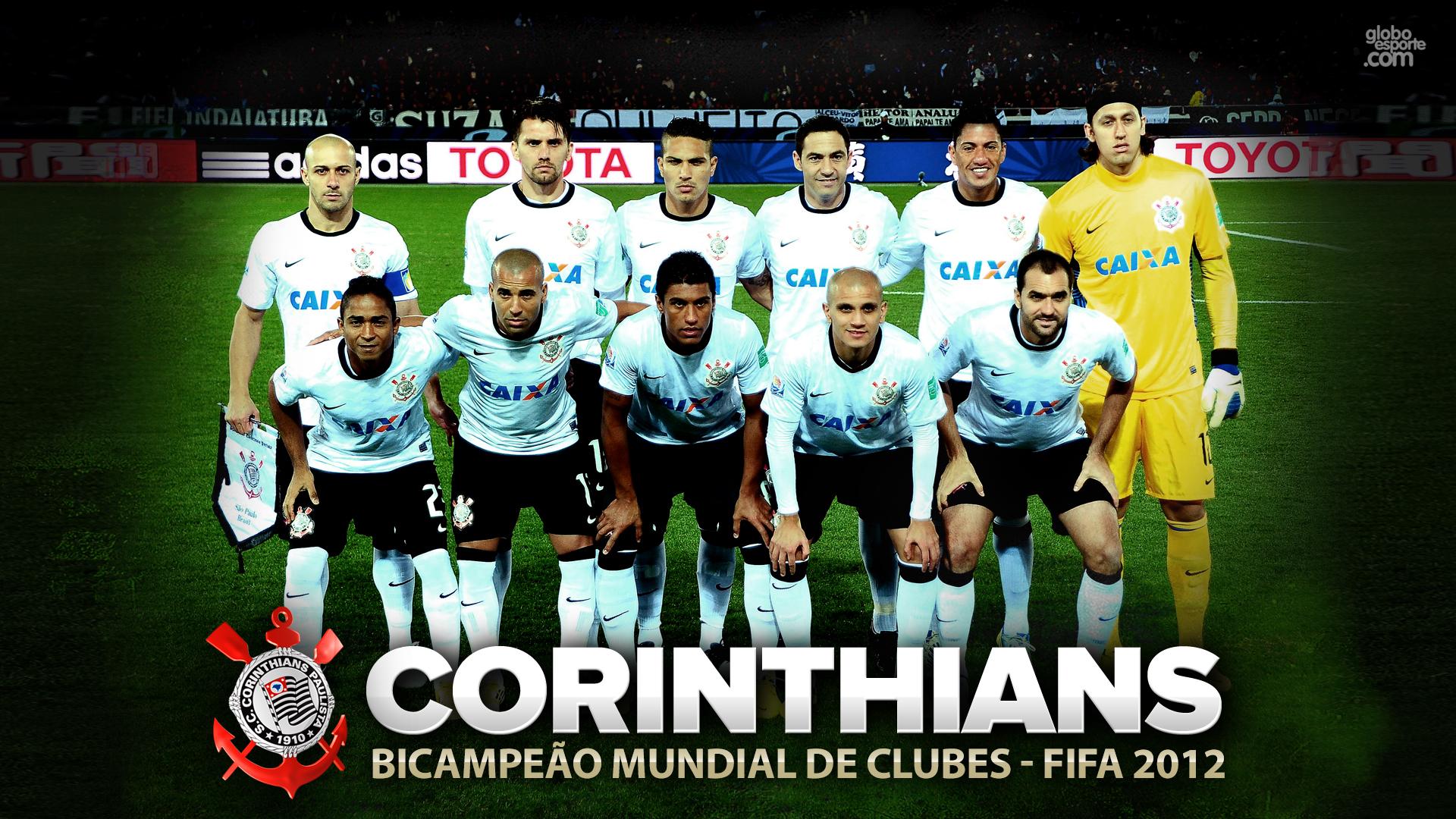 Wallpapers: Corinthians Campeão Mundial de Clubes 2012 (4)