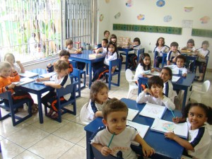 Crianças a partir de 4 anos deverão ser matriculadas na pré-escola
