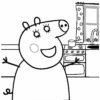 Desconto colorir Peppa Pig 05