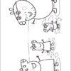 Desconto colorir Peppa Pig 09