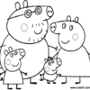 Desconto colorir Peppa Pig 22