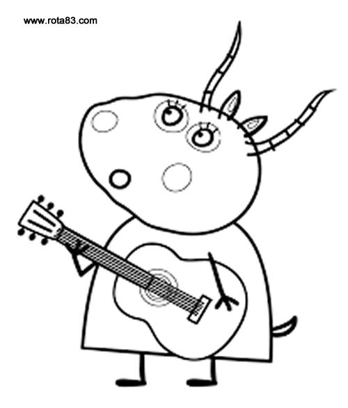 Desenhos Para Colorir Peppa Pig Rota 83 Atividades Educacao