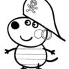 Desconto colorir Peppa Pig 29